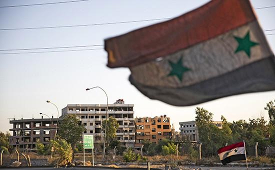 Переброшенные в Сирию российские самолеты нанесли удары по позициям ИГ
