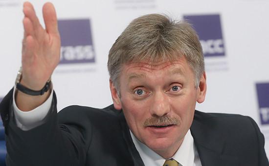 Кремль ответил настатью Reuters о«связанных» сименем Путина сделках