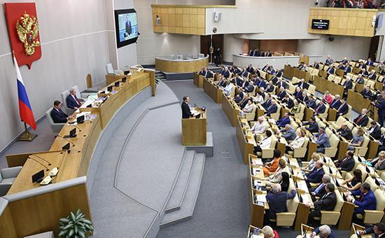 Госдума на четверть увеличит расходы за счет зарплат сотрудников