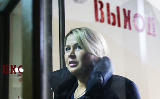 Евгения Васильева вышла на свободу