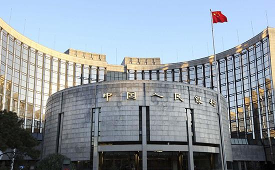 Банк Китая пошел нановое снижения курса юаня