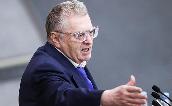 Жириновский усомнился в способности Рогозина отвечать за космос