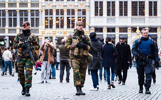 В Брюсселе впервые объявили наивысший уровень террористической угрозы