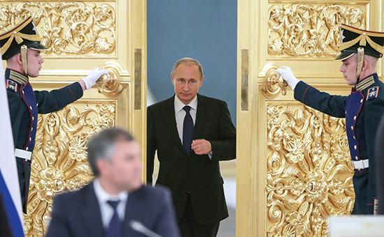 Путин назвал «информационными атаками» сообщения о мирных жертвах в Сирии