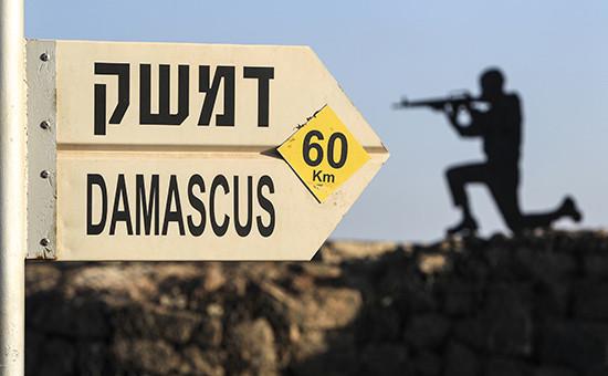 Сирия обвинила спецслужбы вфабрикации слухов ороссийских военных