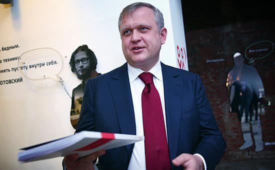 Сергей Капков поможет написать стратегию развития России до 2030 года