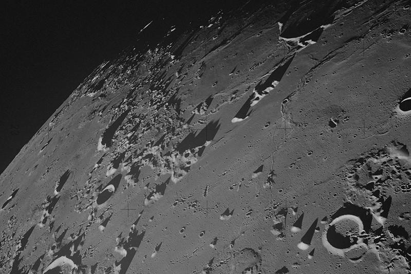 Любительские фото луны