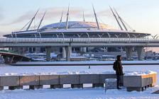 <p>Вид настадион «Зенит Арена»</p>  <p></p>