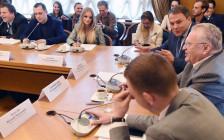 <p>Первое заседание Совета блогеров</p>  <p></p>