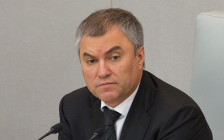 <p>Спикер Госдумы Вячеслав Володин</p>