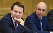 <p>Максим Орешкин (слева) и Антон Силуанов</p>  <p></p>