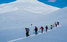 Студенты на вулкане: зачем «Сколково» возит слушателей MBA на Камчатку