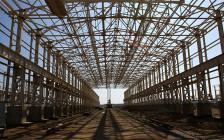 <p>Строительная площадка Тайшетского алюминиевого завода</p>  <p></p>  <p></p>
