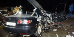 Движение на трассе в Югре восстановлено после ДТП с десятью погибшими