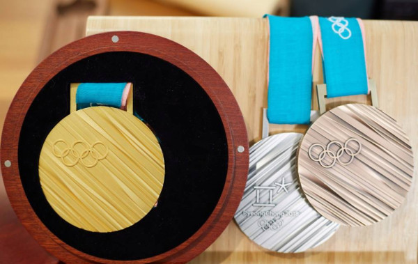 Медали Олимпийских игр: от Афин-1896 до Пхенчхана-2018