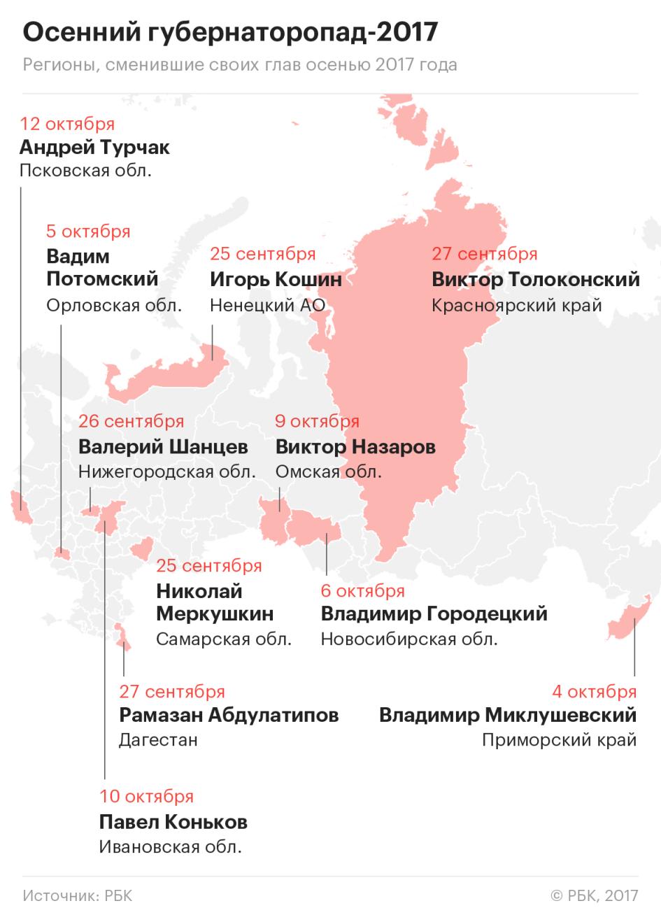 Повышение в «тяжелый регион»: кто стал новым псковским губернатором