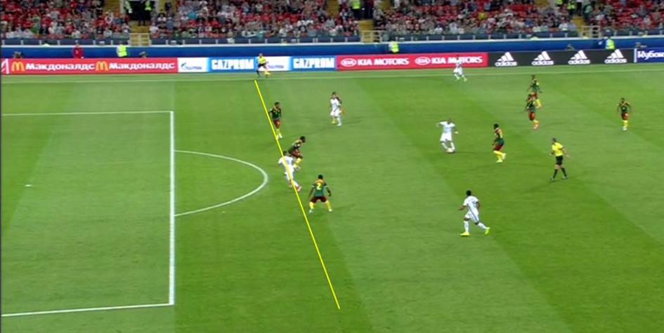 Чили обыграла Камерун, судья снова использовал видеоповтор— Кубок конфедераций