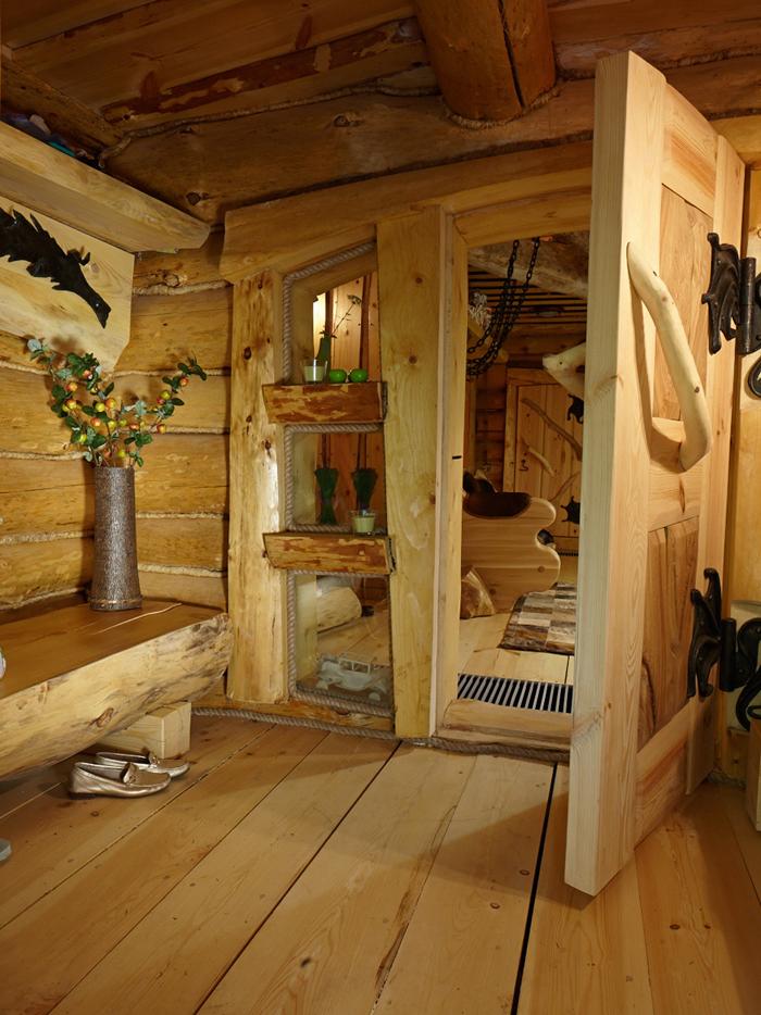 Интерьер дачного участка фото под старину