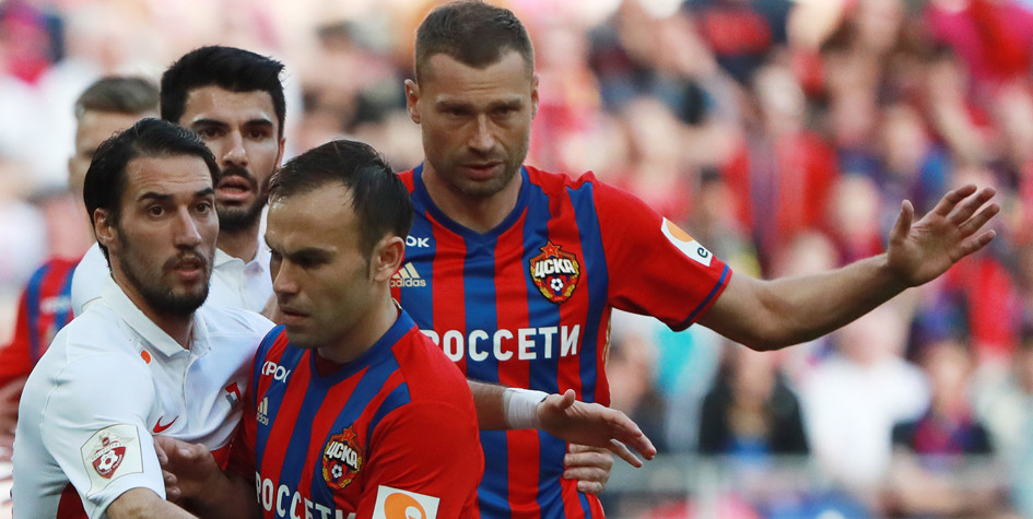 Резервная дата матча 2-го круга РФПЛ между «Спартаком» иЦСКА