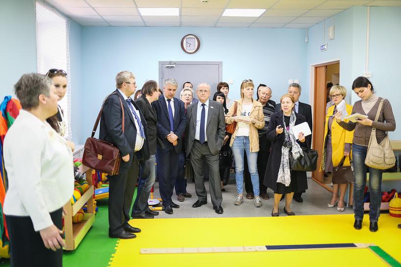 В Богородском районе Нижегородской области оценили безбарьерную среду