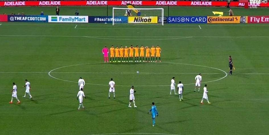 Футболисты Саудовской Аравии отказалась почтить память жертв теракта в Лондоне