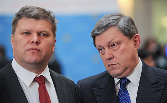 Предложение на грани вредительства: лидеры «Яблока» выступили за демилитаризацию России