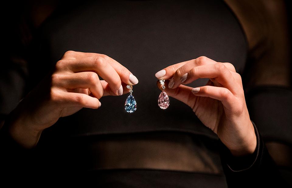 Яквиглядають найдорожчі сережки в історії за $57,4 млн