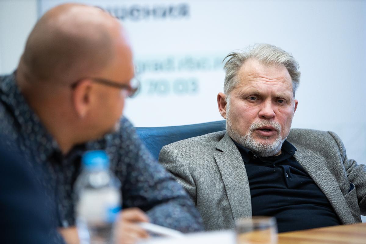 учредитель технопарка «Экобалтик» исовладелец бренда «Мирамистин» Андрей Горохов