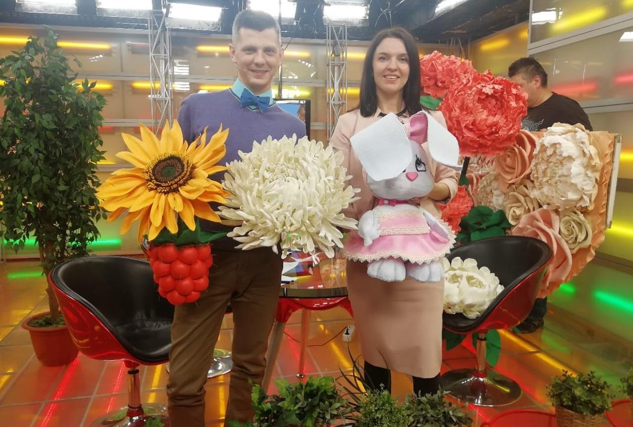 """Сейчас филиалы компании """"Большие цветы"""" работают в Москве, Санкт-Петербурге и Барселоне"""