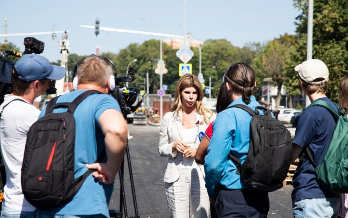 Фото: пресс-служба мэрии Липецка