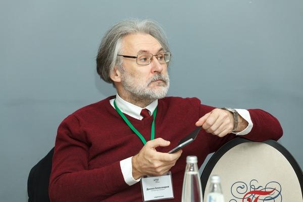 Даниил Александров (НИУ ВШЭ-Санкт-Петербург)
