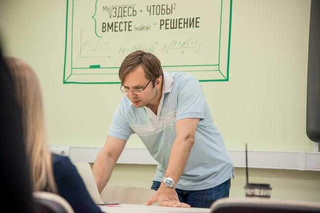 Тимофей Головин, исполнительный директор программы «Финтех»