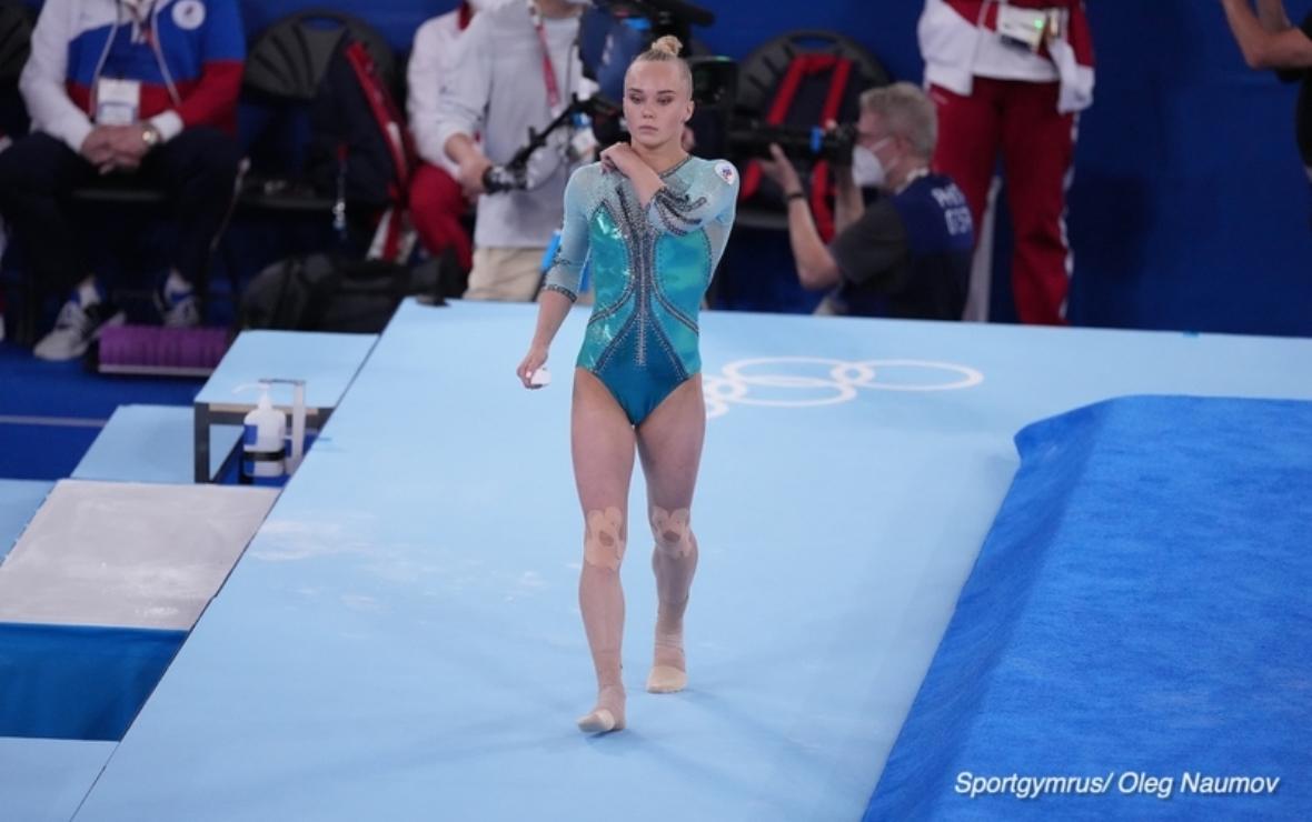 Ангелина Мельникова (Фото: Олег Наумов/Sportgymrus)
