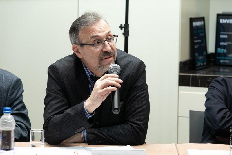 Сергей Орешкин, генеральный директор Архитектурного бюро «ППФ «А.Лен»