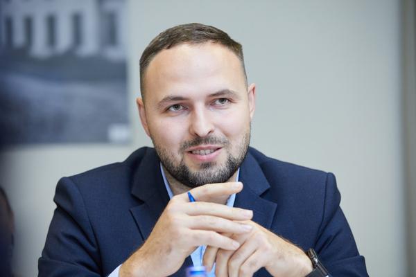 Сергей Сидоркин, Инженерно-технологическая школа №777