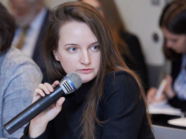 Евгения Куликова («Яндекс»)