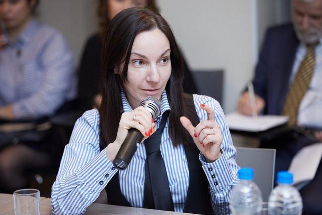 Мария Бархатова («Авито»)