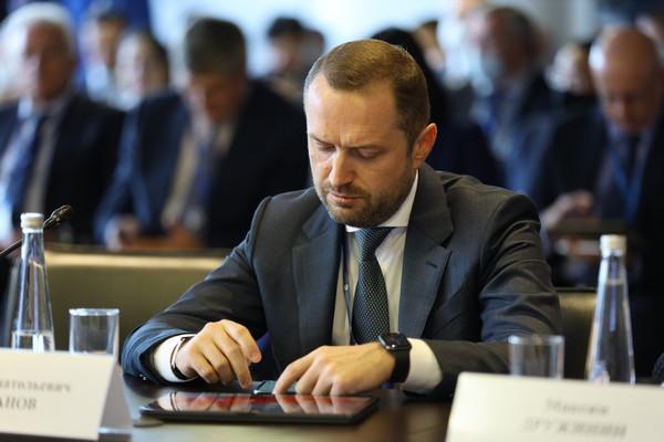 Игорь Баранов, АО«Мособлгаз»