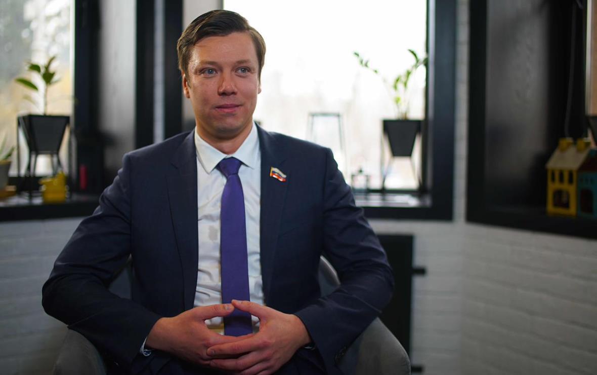 Никита Румянцев (Фото: РБК Черноземье)