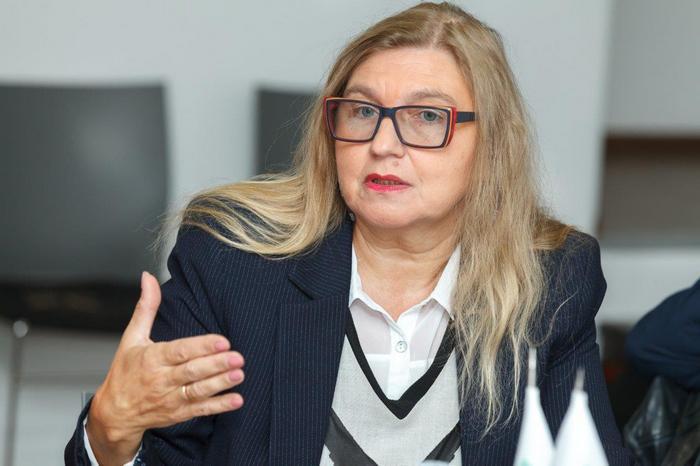 Елена Кудрявцева (НИУ ВШЭ— Санкт-Петербург)