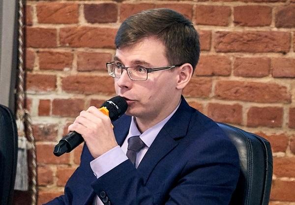 Николай Рогачев (Комитет потруду изанятости населения Санкт-Петербурга)