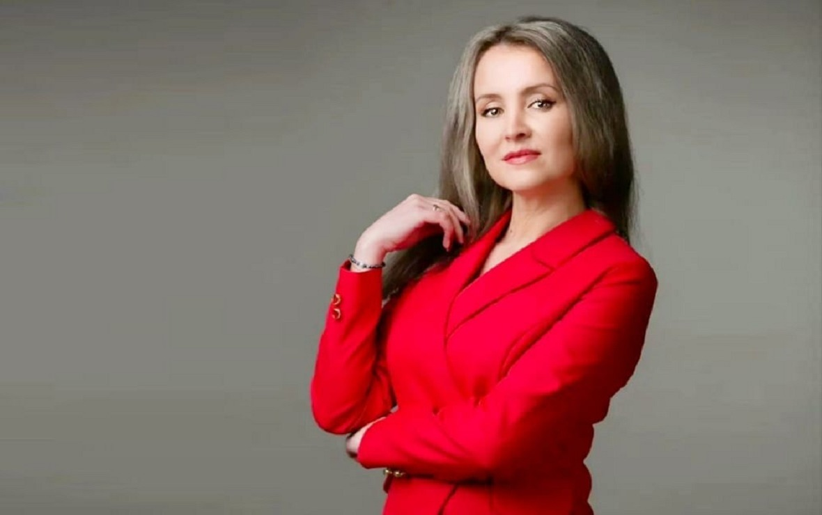 Ольга Камнева (Фото: пресс-служба управления регионального развития и поддержки инвестиционной деятельности Тамбовской области)