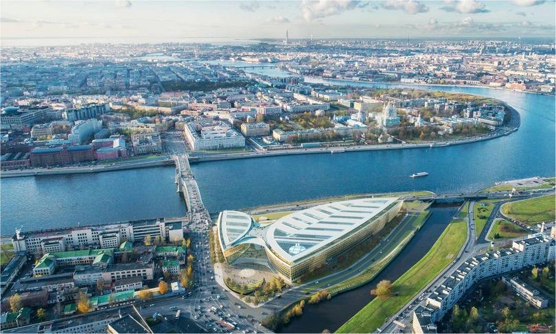 Проект архитектурного бюро Nikken sеkkei