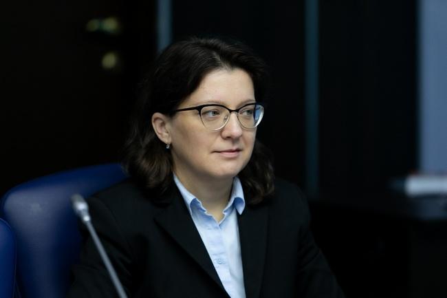 Софья Талантова (Фонд социального страхования)