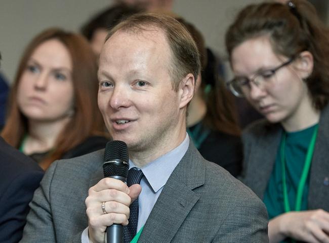 Кирилл Керценбаум (Symantec Russia)