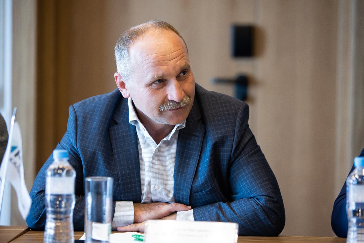 Председатель совета директоров ГК «За Родину» Сергей Лютаревич