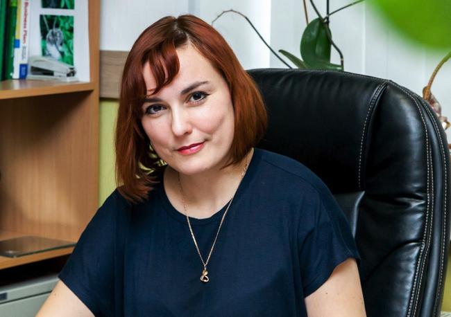 Ирина Гусакова («Улыбка радуги»)