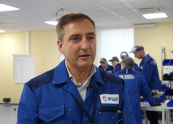 Андрей Сухомлин, НПО Спецматериалов