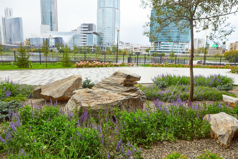 Озеленение ЖК «Макаровский квартал», выполненное ТЛР Green Park