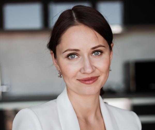 Екатерина Запорожченко (ГКDocklands development)